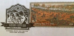 Envelope with Official USPS SC 150 Cancellation