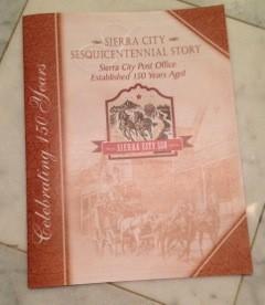Sierra City History Commemorative Booklet